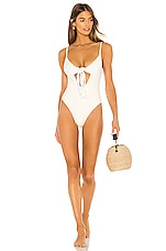House of Harlow 1960 x REVOLVE Nova One Piece in White