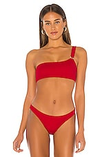 House of Harlow 1960 x REVOLVE Kolten Top in Flame Scarlet