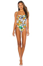 House of Harlow 1960 x REVOLVE Jude One Piece in Flower Pwr