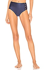 House of Harlow 1960 x REVOLVE Crew High Waist Bottom in Navy