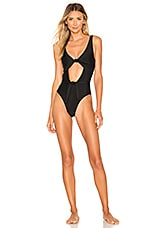 House of Harlow 1960 X REVOLVE Cassiopeia One Piece in Black