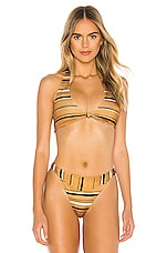 House of Harlow 1960 X REVOLVE Nelly Top in Midas Stripe