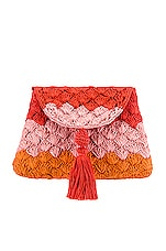House of Harlow 1960 x REVOLVE Newport Clutch in Multi