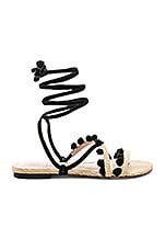 House of Harlow 1960 x REVOLVE Layla Sandal in Natural