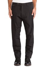 Edwin Trouser in Black