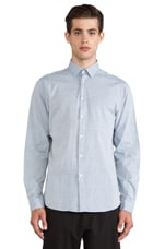 Roy Button Down in Light Blue