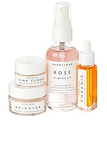 Herbivore Botanicals Hydrate + Glow Natural Skincare Mini Collection