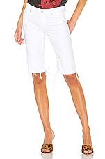 Hudson Jeans Amelia Short in White