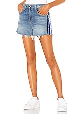 Hudson Jeans Jade Boyfriend Short in Night Tide