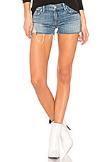Hudson Jeans Kenzie Cut Off Short in Manic Panic