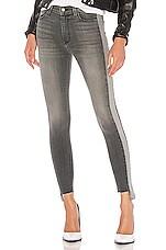 Hudson Jeans Barbara Cropped Skinny in Stark