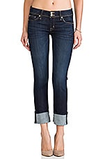 Ginny Cropped Denim in Stella