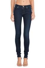 Hudson Jeans Shine Midrise Skinny in Problem Child