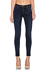 JEAN CROPPED LILLY MIDRISE ANKLE SKINNY