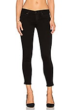 JEAN CROPPED LUNA MIDRISE SKINNY ANKLE