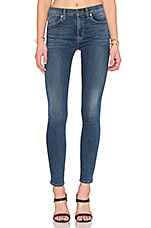 Barbara Highrise Skinny in Moonlet