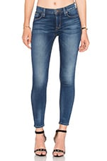 Nico Mid Rise Ankle Super Skinny in Restless
