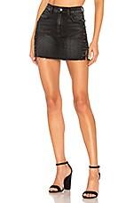 Hudson Jeans The Viper Mini Skirt in Harrah