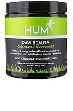 HUM Nutrition Mint Chocolate Skin & Energy Superfood Powder