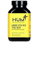 HUM Nutrition Here Comes The Sun Vitamin D Supplement