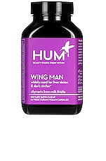 HUM Nutrition Wing Man Liver Detox and Dark Circle Supplement