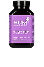 HUM Nutrition Moody Bird PMS Support Supplement