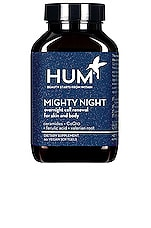 HUM Nutrition Mighty Night Overnight Cell Renewal For Skin & Body