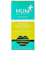 HUM Nutrition Cleanse To The Rescue 21 Day Detox Kit