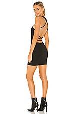 h:ours Prix Mini Dress in Black