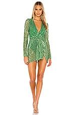 h:ours Casanova Dress in Green