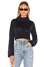 h:ours Tinsley Sweater in Night