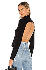 h:ours Bree Sweater in Black
