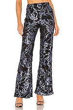 h:ours Arden Pant in Dusk Blue