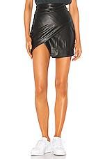 h:ours Raphaela Skirt in Black