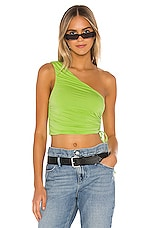 h:ours Hailee Top in Green
