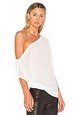 h:ours Arwen Top in White