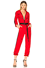 I.AM.GIA Boiler Suit in Red
