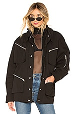 I.AM.GIA Elevara Jacket in Black
