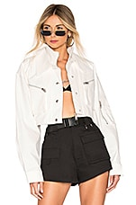 I.AM.GIA Incepere Jacket in White