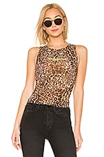 I.AM.GIA Izar Tank Top in Leopard