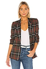 ICONS Objects of Devotion DB Blazer in Army Tartan