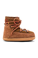 IKKII Folklore Boot with Lamb Shearling in Brown