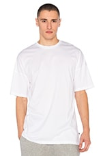 Lounge T Shirt in White