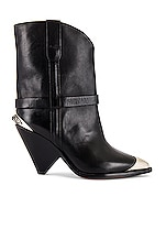 Isabel Marant Lamsy Boot in Black