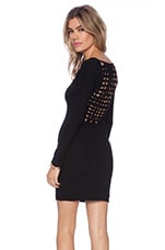 Ritual Basket Weave Back Mini in Black