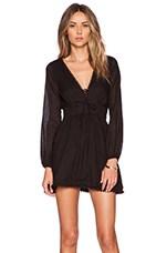 Adila Mini Dress in Black