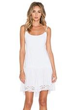 Karima Mini Dress in White
