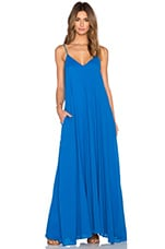 ROBE MAXI PENDA POCKET