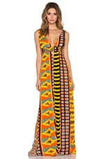 Anjeli Maxi Dress in King