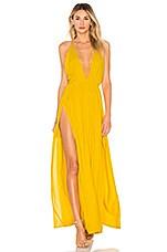 Indah Revival Maxi Dress in Sun